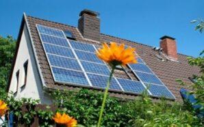 Більше 1900 прикарпатських домогосподарств заощаджують на електроенергії, використовуючи сонячні панелі