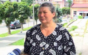 Пенсіонерка зі Снятинщини благає про допомогу. ВІДЕО
