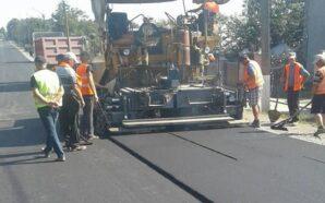 На Снятинщині та Тисмениччині ремонтують відрізки дороги Р-20