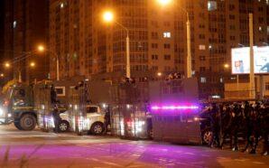 Масові протести, барикади й кров у центрі Мінська: як Білорусь…