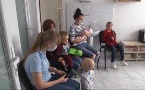 Матусь Коломийщини навчали правильно годувати дітей. ВІДЕО