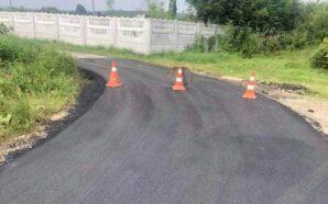 В Богородчанах завершили ремонт однієї з вулиць. ФОТО