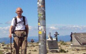 73-річний франківчанин 96 разів підкорив Говерлу. ФОТО