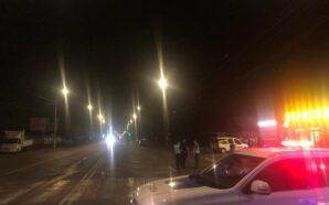 Поліцейські Івано-Франківщини розслідують обставини ДТП, у якій загинув пішохід. ФОТО