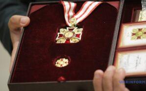 """Франківського медика Нестора Середюка нагородили """"Орденом святого Пантелеймона"""""""