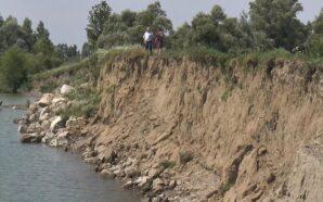 На Прикарпатті укріплюють дев'ять найпроблемніших дамб регіону