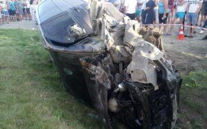 Прикарпатські поліцейські розслідують ДТП, у якій троє осіб загинули, а…