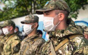 Зведений загін прикарпатських поліцейських вирушив на Схід України. ФОТО