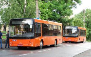 Наступного тижня у Калуші на маршрути виїдуть комунальні автобуси