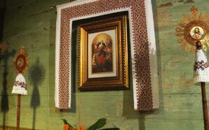 У Коломиї перебуває образ Матері Божої, що розв'язує вузли. ВІДЕО