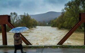 На Франківщині очікують підйом рівнів води у річках