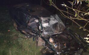 Повідомлено про підозру водію, який залишив місце ДТП на Косівщині