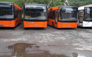 У Калуші повністю відновлюють рух міського пасажирського транспорту