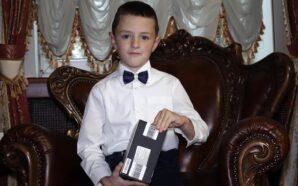 Керівництво поліції Івано-Франківщини привітало з Днем народження сина загиблого правоохоронця.…