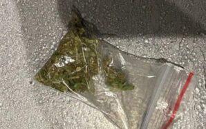 На вихідних у трьох франківців патрульні знайшли наркотики