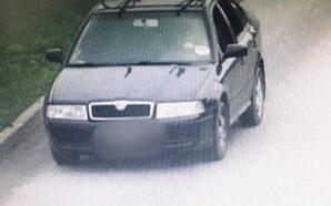 Прикарпатські поліцейські відшукали викрадений автомобіль упродовж кількох годин. ФОТО