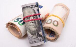 Курс гривні до євро продовжує знижуватися