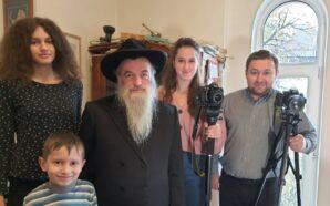 Прикарпатка зняла фільм про єврейську общину. ФОТО