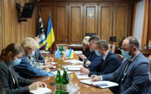 Віталій Федорів обговорив із координатором системи ООН в Україні перспективи…