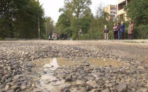 Мешканці вулиці Стефаника у Коломиї нарікають на вкрай неналежний стан…