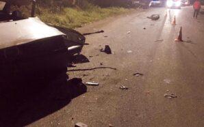Прикарпатські поліцейські затримали нетверезого водія, який скоїв смертельну ДТП на…