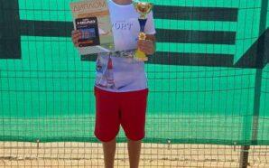 """Франківчанин переміг на тенісному турнірі """"Кубок Masters Club"""""""