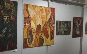 У Франківську відкрили виставку Опанаса Заливахи до 95-ліття художника