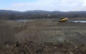 В одному з сіл на Богородчанщині розпочали роботи по берегоукріпленні…