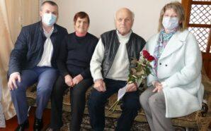 На Прикарпатті чоловік відзначив 90-літній ювілей