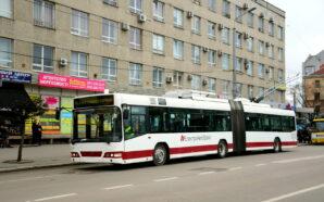 У Франківську через поломку перестали працювати декілька тролейбусів