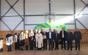 У Печеніжинській ОТГ відкрили модульний критий спортзал. ФОТО