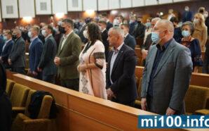 У Франківську відбувається перша сесія новообраної обласної ради. ФОТОРЕПОРТАЖ