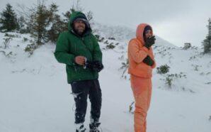 Прикарпатські рятувальники допомогли туристам зійти з Говерли