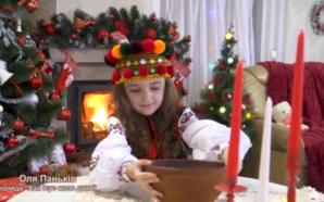5-річна калушанка перемогла у конкурсі колядок та виграла 10 тисяч…