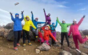 Три прикарпатки у складі жіночої експедиції зійшли на вершини Еквадору.…