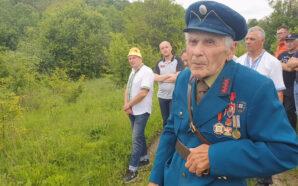 Ветеран УПА з Косівщини відсвяткував 90-річчя. ВІДЕО