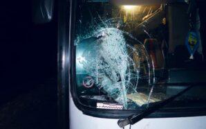 На Івано-Франківщині автобус на смерть збив 50-річного пішохода. ФОТО