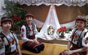 Колядою з калушанами поділилися українки з далекого Казахстану. ВІДЕО