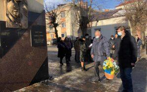В Калуші вшанували пам'ять Героя України Олекси Гірника