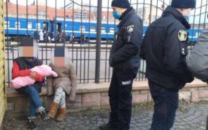 Франківські муніципали виявили факти залучення дітей до жебракування. ФОТО