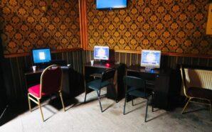 На Прикарпатті правоохоронці припинили роботу двох незаконних гральних закладів. ФОТО