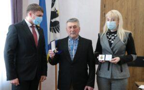 Голову Городенківської організації політичних в'язнів і репресованих Івана Курганевича нагородили…