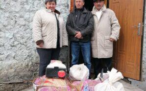 В Богородчанах волонтери зібрали продукти для лікарні
