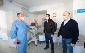 Верховинська та Заболотівська лікарні отримали ШВЛ-апарати експертного класу. ФОТО