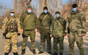 Зведений загін прикарпатських поліцейських вирушив на схід країни