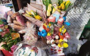 Благодійний ярмарок: у Ворохті збирають кошти на лікування дитини. ФОТО