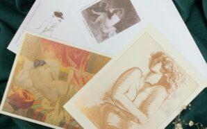 """Укрпошта вперше випустить марки з картинами у жанрі """"ню"""""""