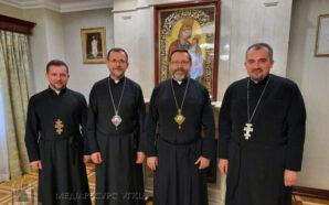 Блаженніший Святослав провів робочу зустріч із членами Секретаріату Синоду Єпископів…