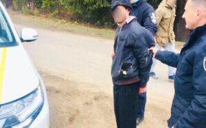 Прикарпатські поліцейські розкрили вбивство чоловіка та затримали підозрюваного
