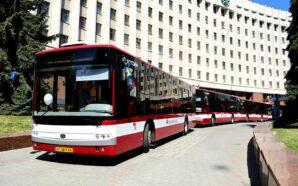 Місто хоче витратити ще 31 мільйон на нові комунальні автобуси